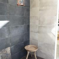 DP3260, DP3261, DP3263 - Nero, Chocolate & Almond - Stonewashed Concrete Look, Tile Living Drummoyne