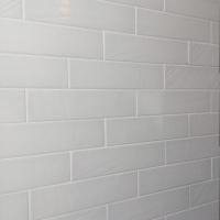 DW2121 White Gloss Textured Subway Tile_Tile Living Drummoyne