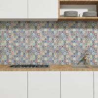 DL3908 320x625mm Colourful Feature Tile_Kitchen Splashback_Tile Living Drummoyne